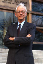Jay Forrester, Professor Emeritus of Management in System Dynamics at the MIT Sloan School of Management