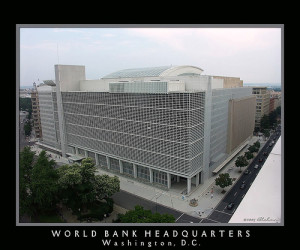world bank headquaters